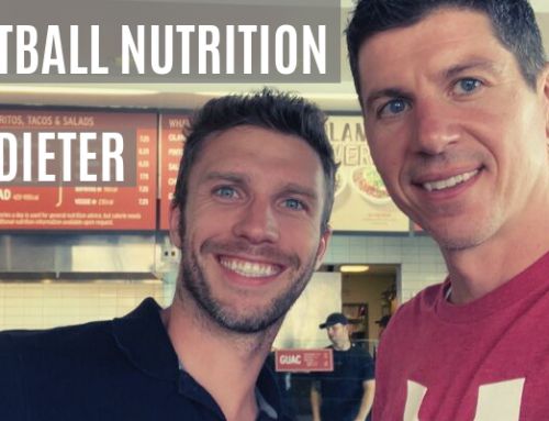 BASKETBALL NUTRITION w/ BRAD DIETER: 003