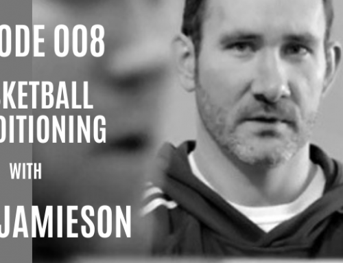 BASKETBALL CONDITIONING W/ JOEL JAMIESON: 008