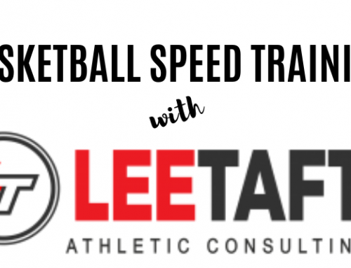 Basketball Speed Training w/ Lee Taft