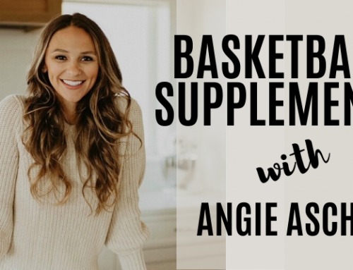 Basketball Supplements w/ Angie Asche