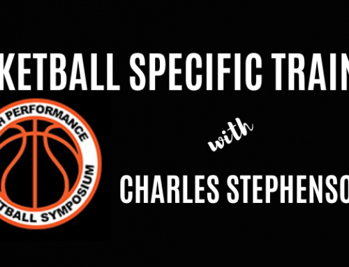 Basketball Specific Training w/ Charles Stephenson