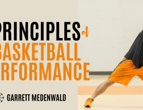 Principles of Basketball Performance w/ Garrett Medenwald