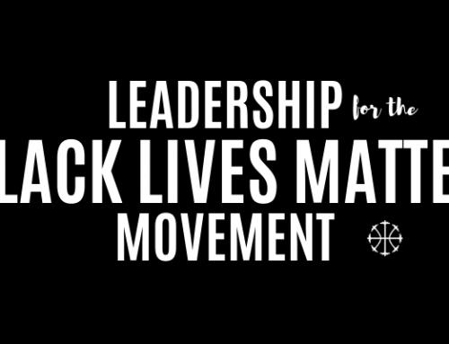 Leadership Framework For The Black Lives Matter Movement
