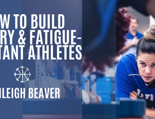 Building Injury & Fatigue-Resistant Athletes w/ Duke's Ashleigh Beaver