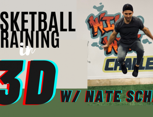 Basketball Training in 3D w/ Nate Schafer