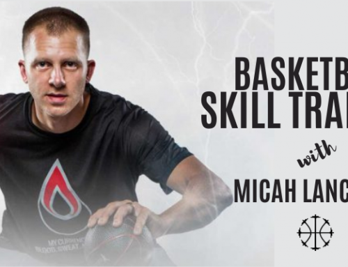 Basketball Skill Training w/ I'm Possible's Micah Lancaster
