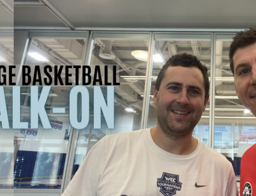 College Basketball Walk On w/ Gonzaga's Brian Michaelson