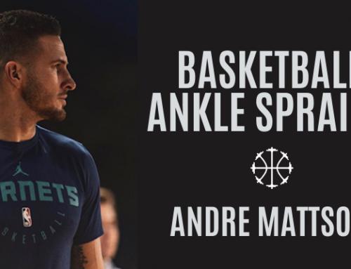 Basketball Ankle Sprains w/ Hornets' Andre Mattson