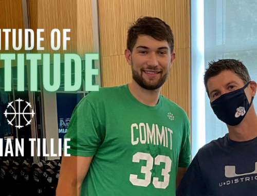 Attitude Of Gratitude w/ Grizzlies' Killian Tillie