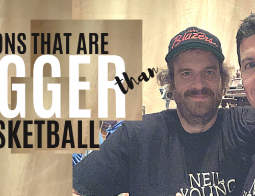 Lessons That Are Bigger Than Basketball w/ Eric Edelstein