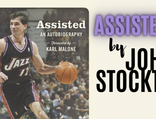 Assisted By Utah Jazz's John Stockton