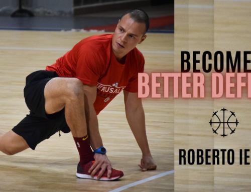 Become A Better Defender w/ Jerusalem's Roberto Iezzi