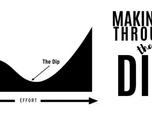 Making It Through The Dip