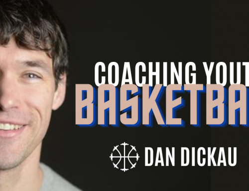 Coaching Youth Basketball w/ NBA's Dan Dickau