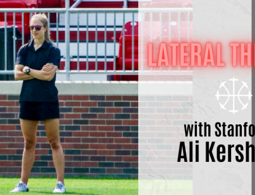 Lateral Thinking w/ Stanford's Ali Kershner