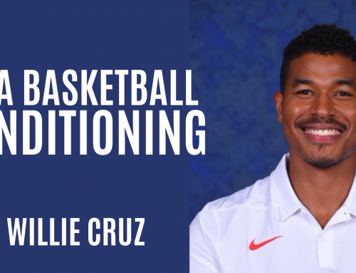 NBA Basketball Conditioning w/ Houston Rockets' Willie Cruz