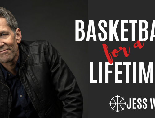 Basketball For A Lifetime w/ Jess Walter