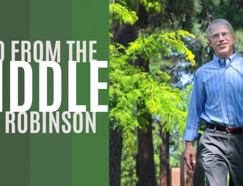 Lead From The Middle w/ Bill Robinson
