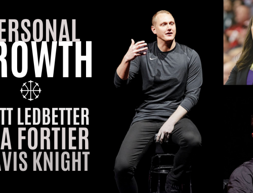 Personal Growth w/ Brett Ledbetter, Lisa Fortier & Travis Knight