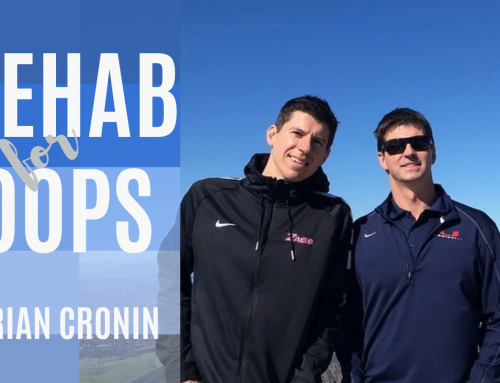 Prehab For Hoops w/ Brian Cronin, MPT