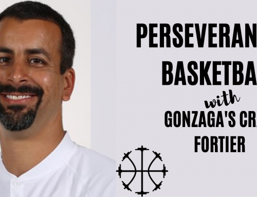 How To Be Resilient w/ Gonzaga's Craig Fortier