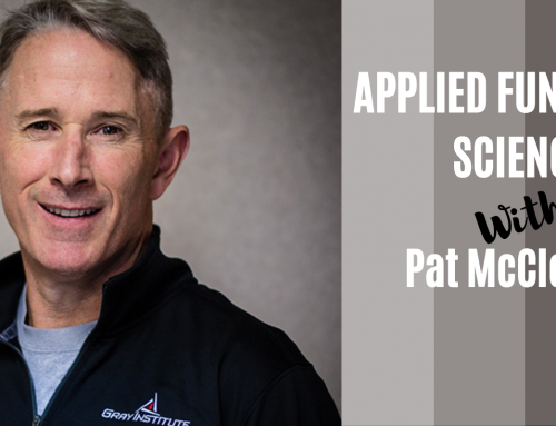 Applied Functional Science w/Pat McCloskey