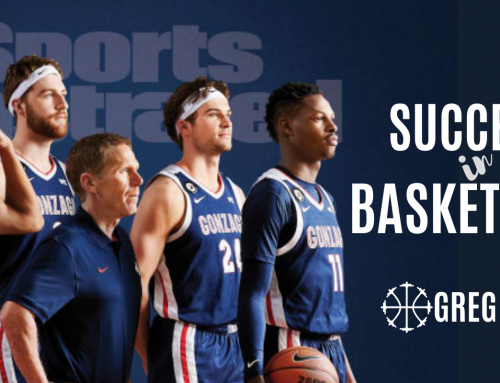 Success In Basketball w/ Sports Illustrated's Greg Bishop