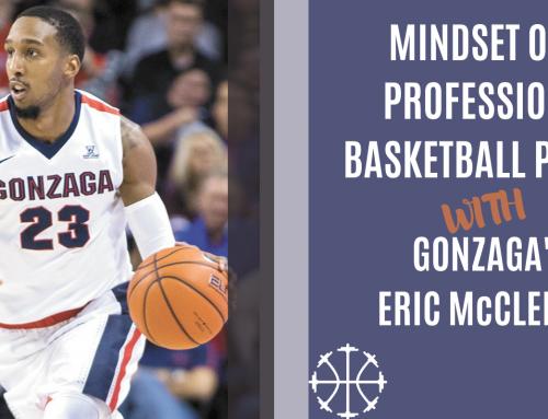Mindset of a Professional Basketball Player w/ Gonzaga's Eric McClellan