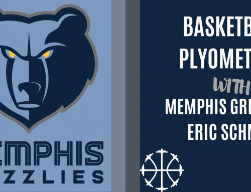 Basketball Plyometrics w/ Memphis Grizzlies Eric Schmitt