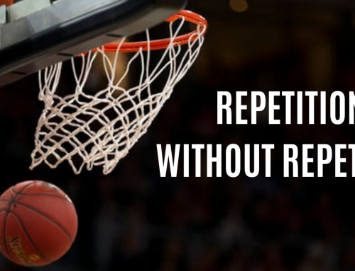 Repetition without Repetition